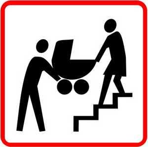 Poussette-monter-et-descendre-les-escaliers